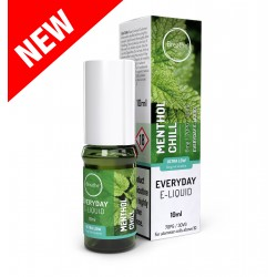 Menthol Chill - 10ml High PG E-Liquid