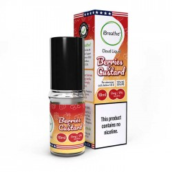 Berries & Custard - 10ml High VG E-Liquid