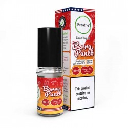 Berry Punch - 10ml High VG E-Liquid