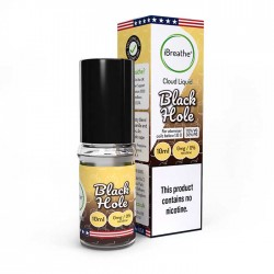Black Hole - 10ml High VG E-Liquid