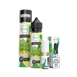 Twisted Apple 60ml E-Liquid Bundle