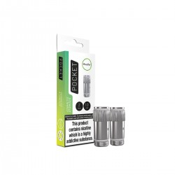 Pocket E-Cigarette Atomiser Coil