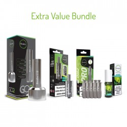 GO2 Hybrid eCigarette Battery Extra Value Bundle