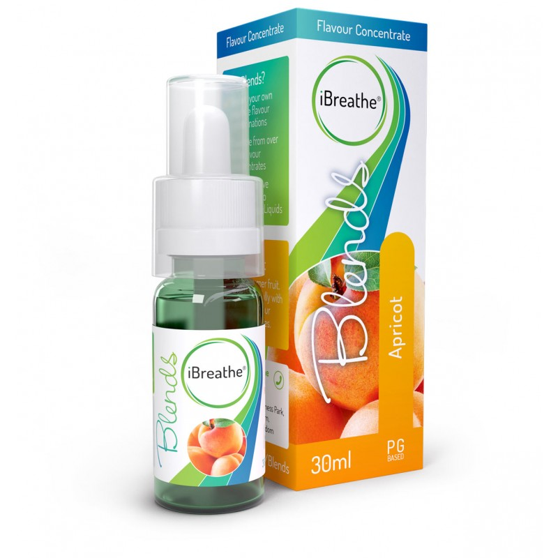 Apricot 30ml PG-Based E-Liquid Concentrate | £9.99 + Free UK Delivery