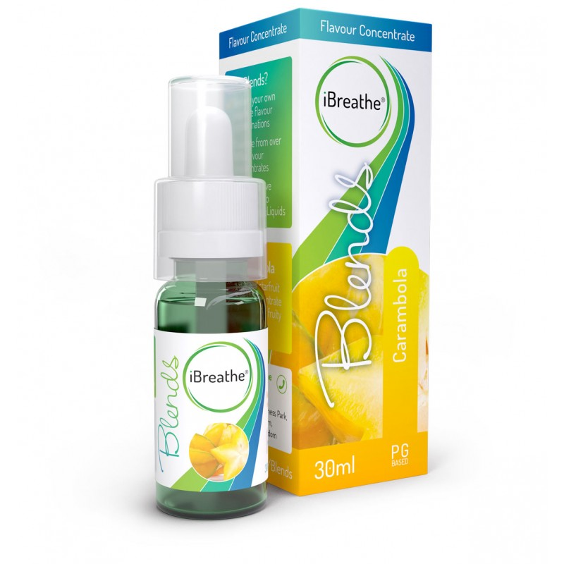Carambola Flavour Concentrate - 30ml