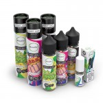Twisted Apple 60ml High VG E-Liquid