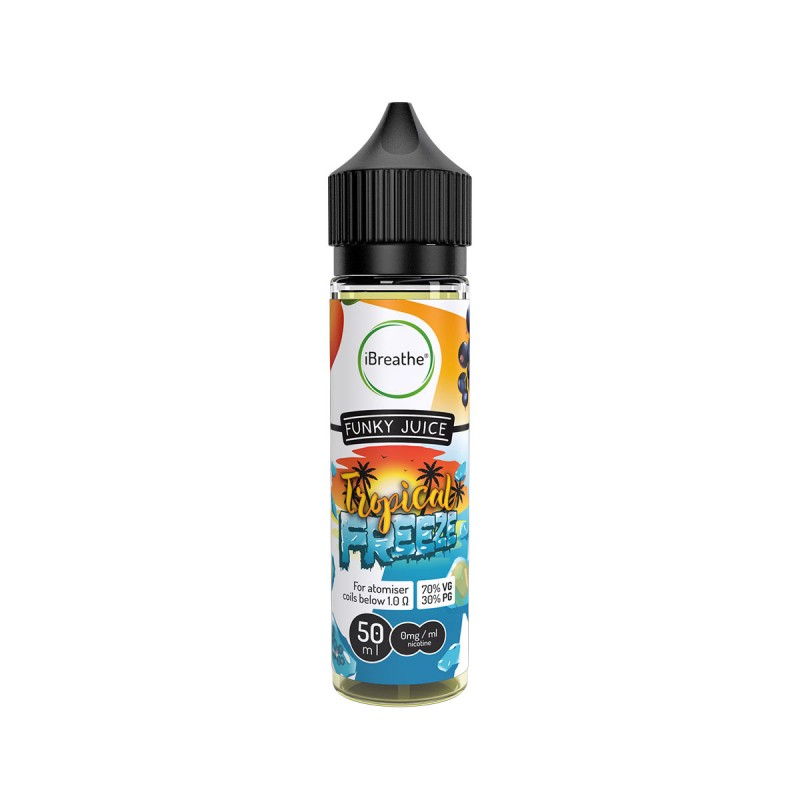 Tropical Freeze 50ml High VG E-Liquid