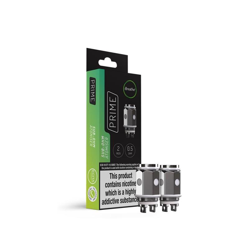 Prime E-Cigarette Atomiser Coil | £6.99 + Free UK Delivery