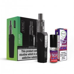 Prime Sub-Ohm E-Cigarette & 10ml 50VG/50PG E-Liquid