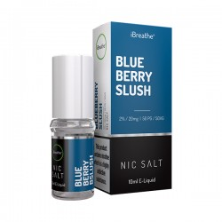 Blueberry Slush - 20mg - 10ml Nic Salt E-Liquid