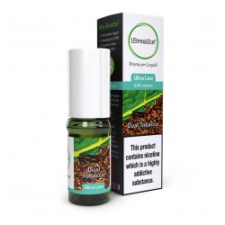 Dual Tobacco - 10ml High PG E-Liquid