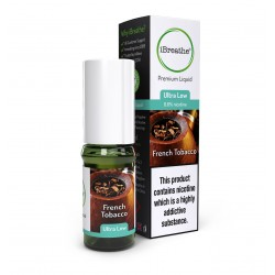 French Tobacco - 10ml High PG E-Liquid
