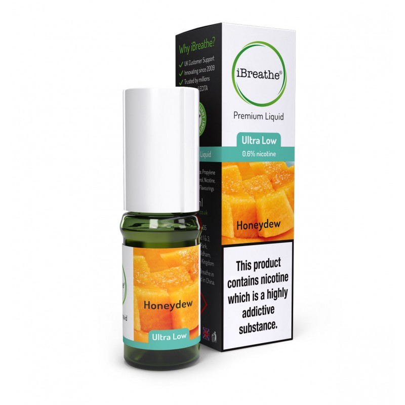 Honeydew - 10ml High PG E-Liquid