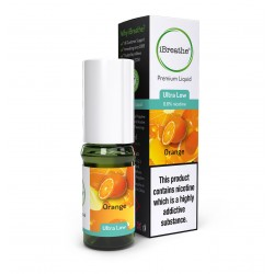 Orange - 10ml High PG E-Liquid