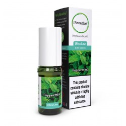 Peppermint - 10ml High PG E-Liquid