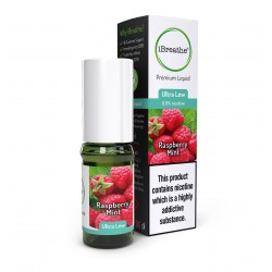 Raspberry Mint - 10ml High PG E-Liquid