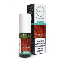 Red Tobacco - 10ml Premium eLiquid