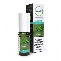 Spearmint - 10ml High PG E-Liquid