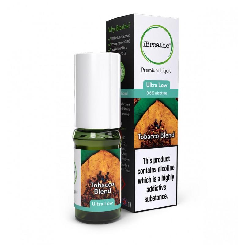 Tobacco Blend  - 10ml High PG E-Liquid