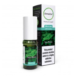 Two Mints - 10ml High PG E-Liquid