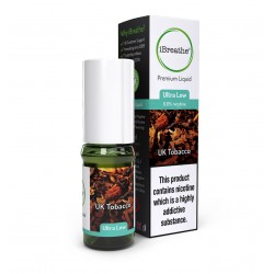 UK Tobacco - 10ml Premium eLiquid