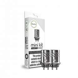 Mini Kit Sub-Ohm E-Cig Atomisers (2 pack)