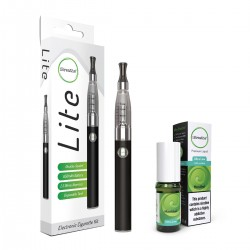 Lite E-Cigarette Kit Bundle