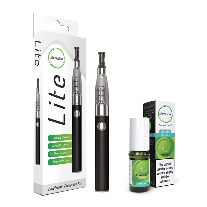 Cheap E-Cig Kit & 10ml E-Liquid | £9.99 + Free UK Delivery