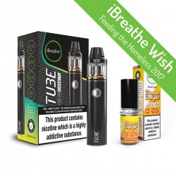 Tube Sub Ohm eCigarette Kit