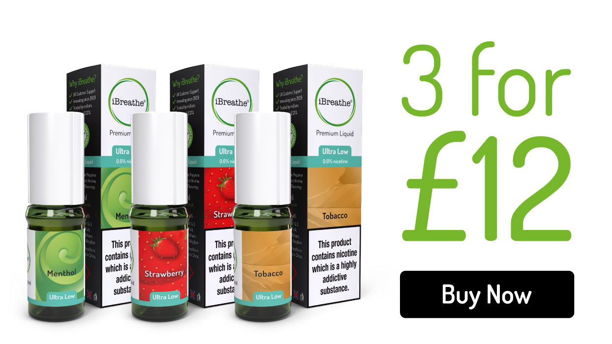 3 for £12 | High PG Cloud E-Liquid + Free UK Delivery